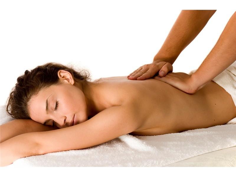 1. Классический массаж