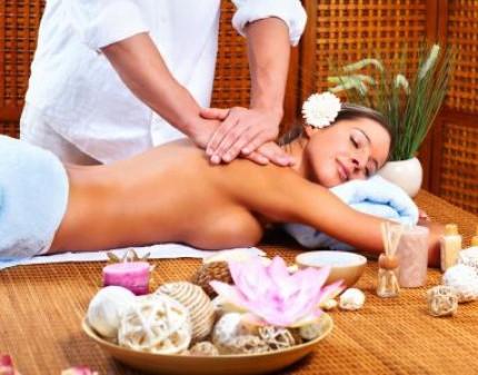 2. Омолаживающий массаж всего тела
