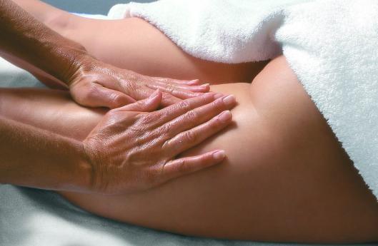 2.Антицелллитный массаж