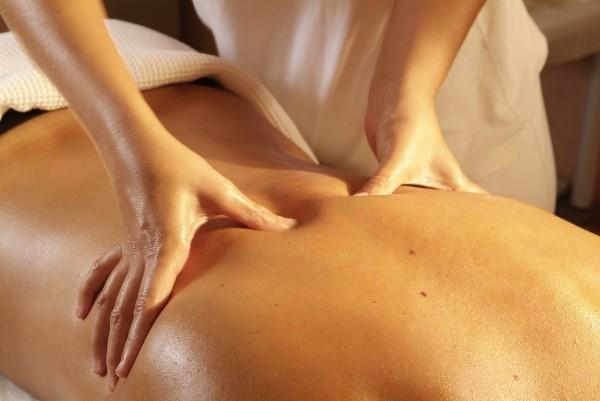 2.Шведский массаж