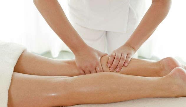 3. Лимфатический массаж