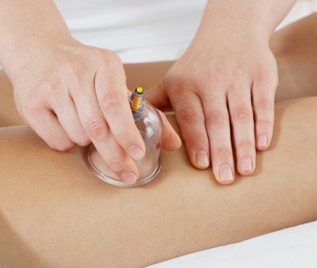 4. Вакуумный массаж