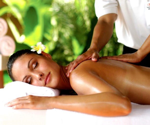 4.Саравак массаж