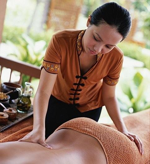 7.Филиппинский массаж