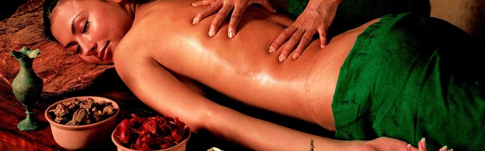 Индийский массаж1